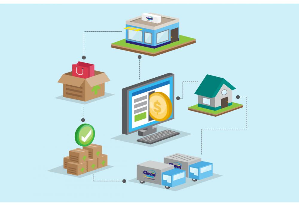 Інтернет-магазин - економія часу, здоров'я та грошей