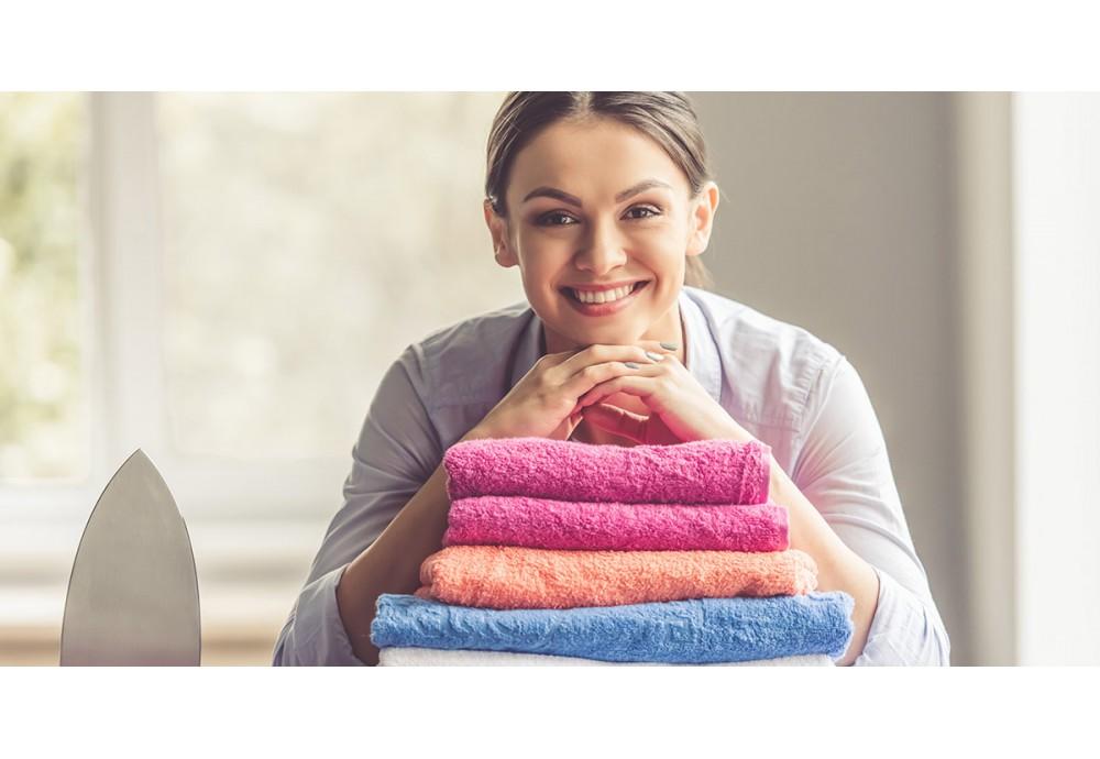 Что делать, чтобы полотенца оставались мягкими?