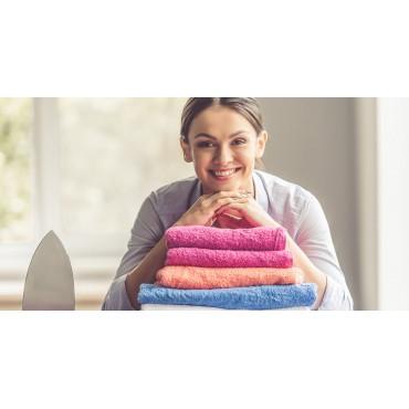 <Что делать, чтобы полотенца оставались мягкими?