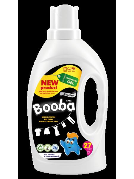 Booba Black 950 мл - 27 прань