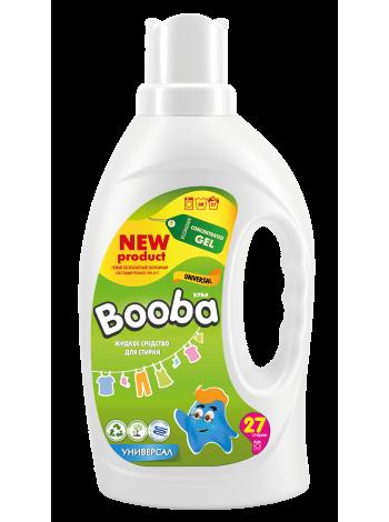 Booba Unioversal 950 мл - 27 стирок