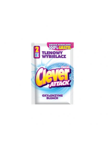 Clever Attack Отбеливатель 60 г