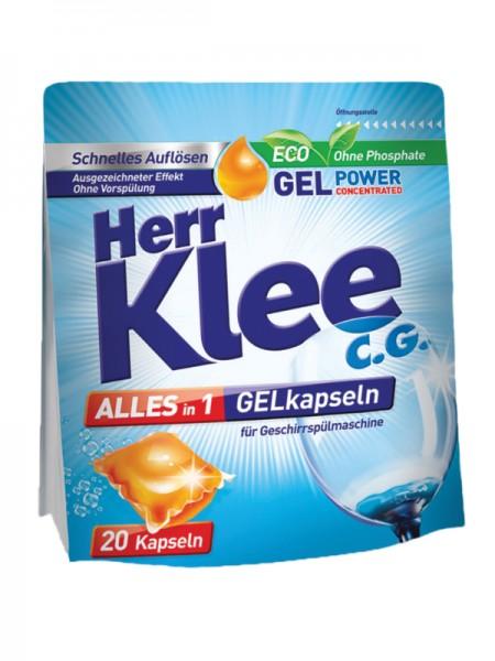 Herr Klee гель-капсулы 20 шт.