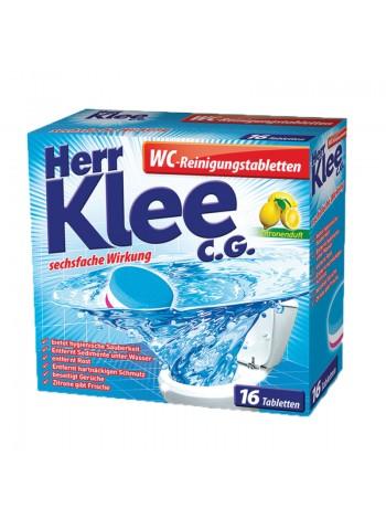 Herr Klee Таблетки для митья туалетов - 16 шт.