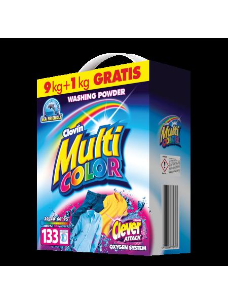 Multicolor 10 кг - 133 стирки
