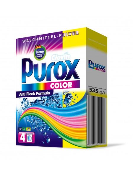 Purox Color 335 г - 4 стирки