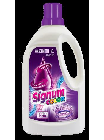 Signum Color 1500 мл - 19 стирок