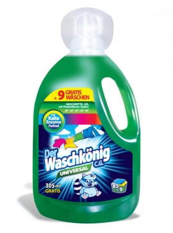 Der Waschkönig Universal 3305 мл - 94 прання