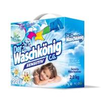 Der Waschkönig Sensitive 2 кг - 22 прання