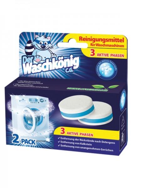 Der Waschkönig Таблетки для чистки стиральной машины
