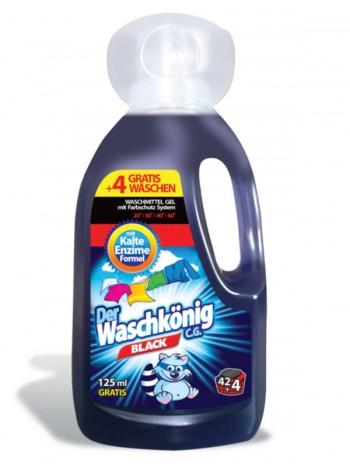 Der Waschkönig Black 1625 мл - 46 прань