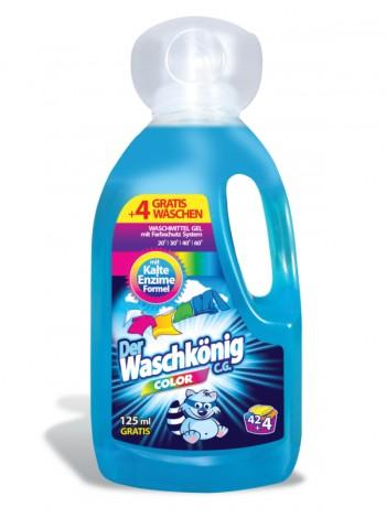 Der Waschkönig Color1625 мл - 46 прань