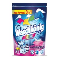 Der Waschkönig Color 27 шт.