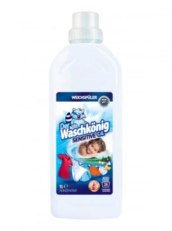 Der Waschkönig Sensitive 1000 мл - 28 прань