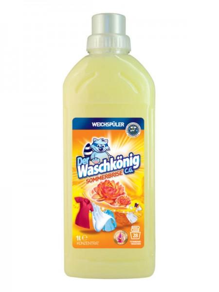 Der Waschkönig Літня свіжість 1000 мл - 28 прань