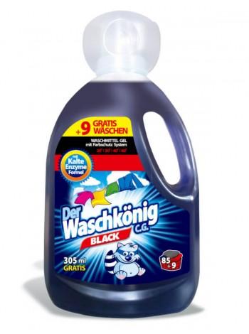 Der Waschkönig Black3305 мл - 94 прання