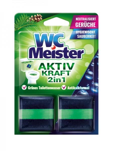 WC Meister 2 в 1 Хвойный ліс