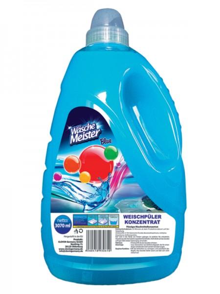 Wasche Meister Оригинальный синий 3070 мл - 62 стирки