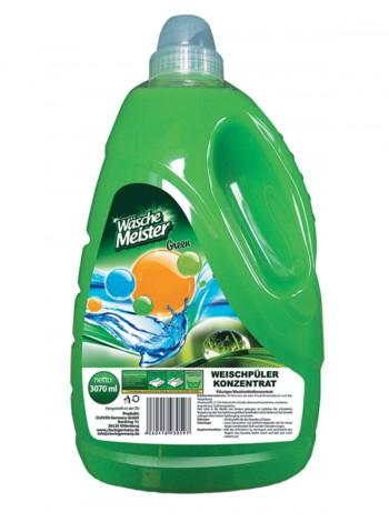 Wasche Meister Экзотический зелёный 3070 мл - 62 стирки