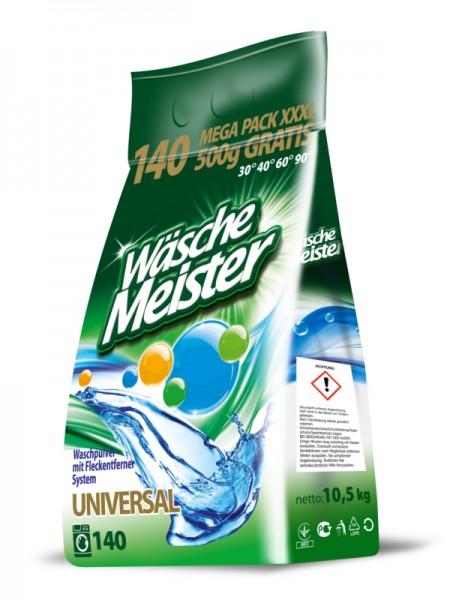 Wasche Meister Universal 10,5 кг - 140 стирок